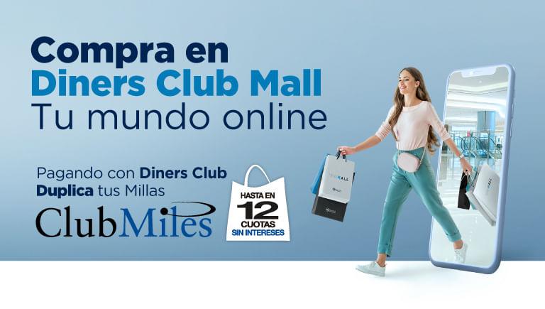 Pagando con Diners Club triplica tus millas