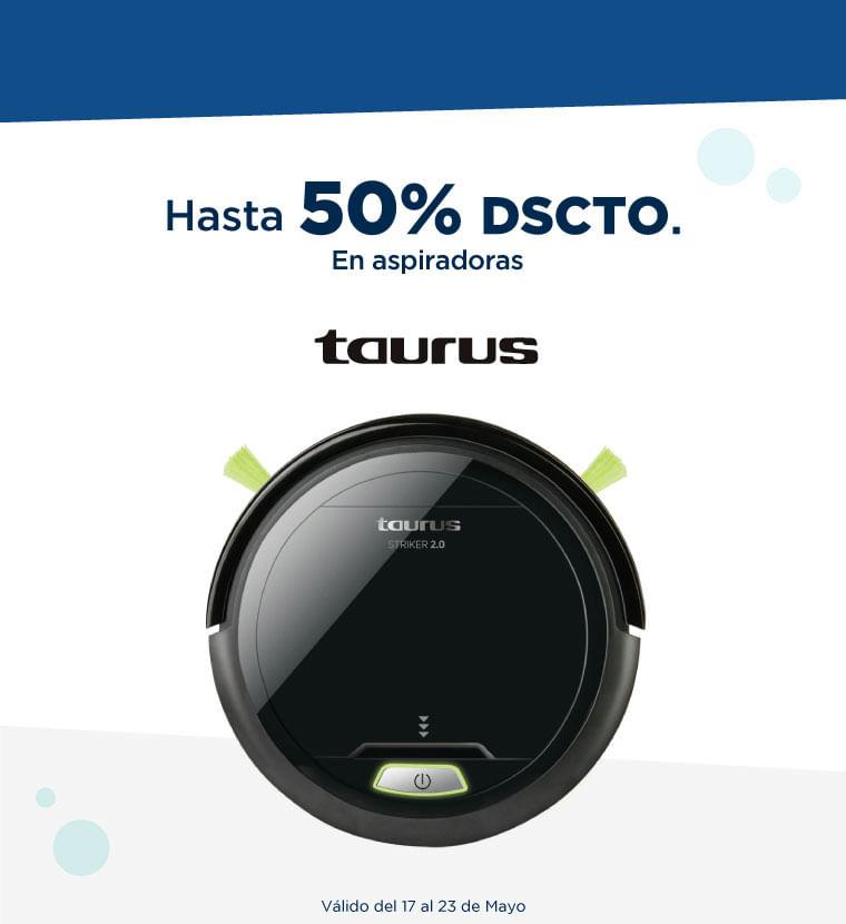 Hasta 50% de descuento en Taurus