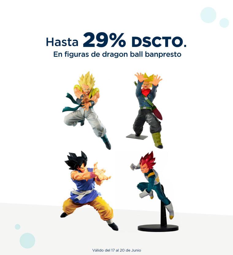 figuras de dragon ball banpresto