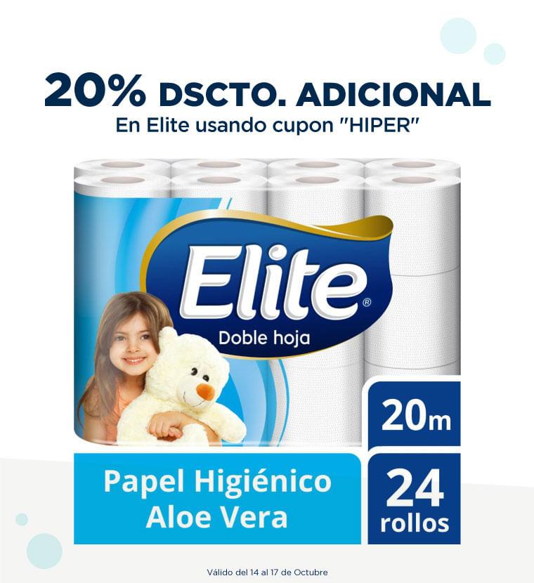 20% de descuento adicional en Elite usando cupon HIPER